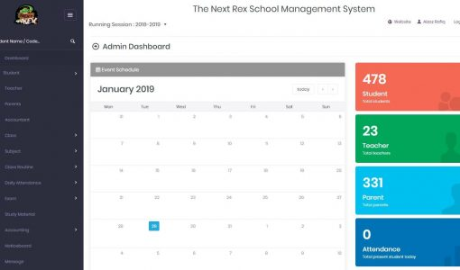 School management system in Karachi Pakistan