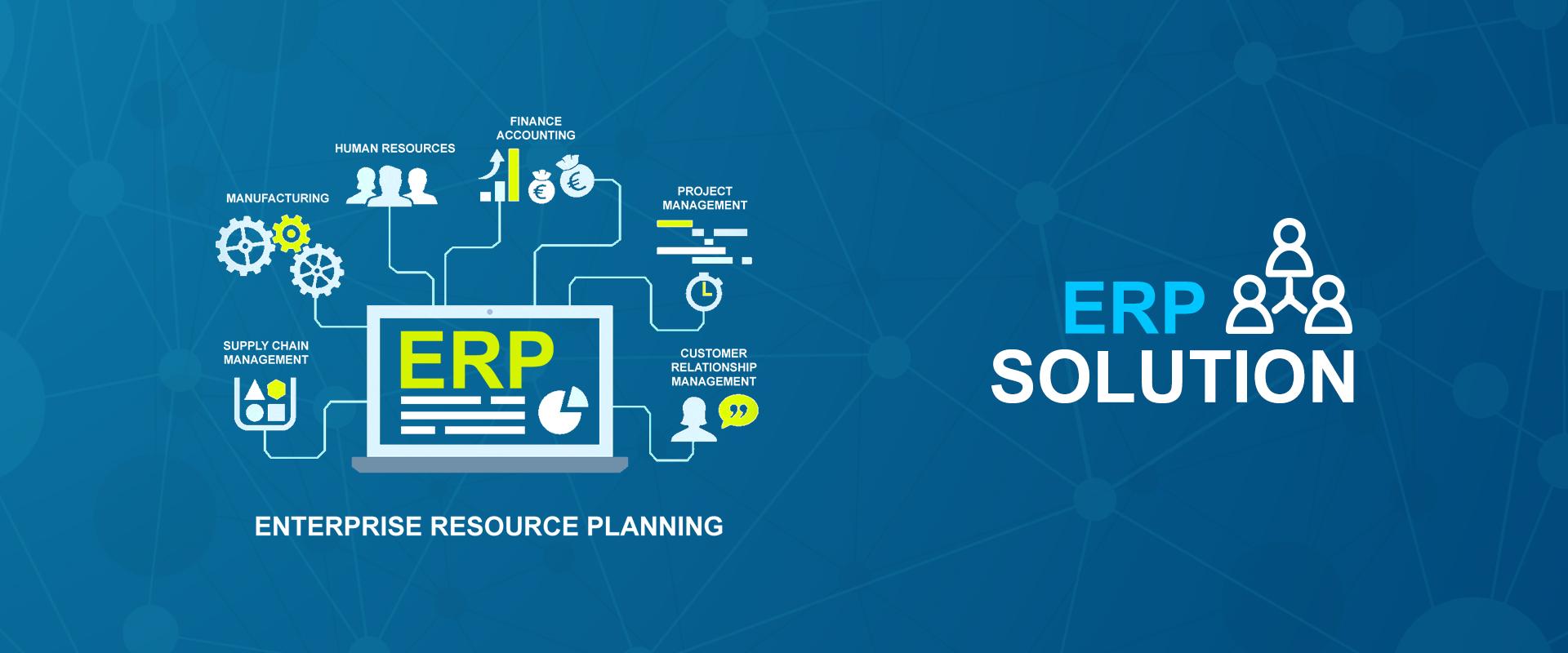 ERP - Enterprise Resource Planning System